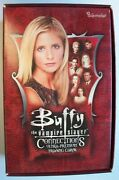 Buffy The Vampire Slayer Connections Complete Master Set W/binder Inkworks 2003
