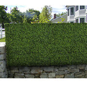 Artificial Hedge Wall Fence Boxwood Room Divider Privacy Fence For Balcony Deck