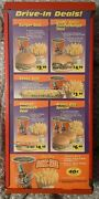 Vintage Sonic Drive In Menu Board Sign Fast Food Coca Cola Sign Advertise