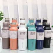 Stainless Steel Water Bottle Cup Mug Vacuum Cup Thermos Flask Travel