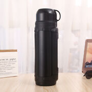 1.5l Stainless Steel Hot Cold Vacuum Drink Flask Bottle Thermos Travel Mug Cup