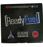 117 Count Ready Fuel Fire Gel Survival Gear Tinder Camping Or Bug Out Bag