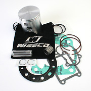 Wiseco Top End Piston Gasket Kit With Gaskets 4.000 10.51 Harley-davidson Road