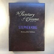 The Secretary Of Dreams Volume Two, Stephen King Signed Limited First Edition