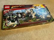 Lego Indiana Jones Temple Escape 7623 - Brand New In Factory Sealed Box