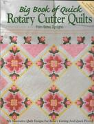 Big Book Of Quick Rotary Cutter Quilts - Pam Bono Designs - Hc