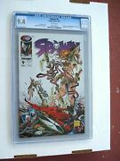 Spawn 9 Cgc 9.4 Nm 1st Appearance Of Medieval Spawn And Angela