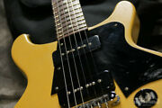 Gibson Les Paul Special Dc Yellow 2005 Guitar From Japan Zpt164