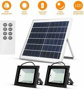 Lights Solar 98 Led With Control Remote To Air Free Waterproof Ip65 Panel 13