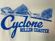 2000and039s Coney Island Cyclone T Shirt Xl Rollercoaster Brooklyn Nyc Theme Park