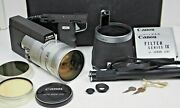 {all Work} Nmint Canon Auto Zoom 1218 Super 8 8mm Movie Film Camera From Japan