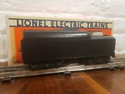 Lionel 12 Wheel Tender With Rail Sounds 6-16655 Ln