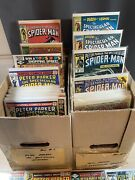 Spectacular Spider-man 1-200 Plus Annuals 1-14 Awesome Set Marvel Comics
