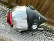 Zebco Rhino Red Rsc-3 4 Ball Bearing Premium Spincast Reel For Parts