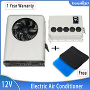 12v Air Conditioner Multifunction Wall-mounted For Car Caravan Truck Portable