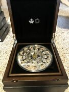 2020 The Four Winds Pathfinders In Canada Pure Silver Puzzle Coin Set