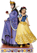 Jim Shore Snow White And Evil Queen Disney Traditions
