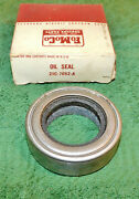1964-73 Ford Mustang Fairlane Cougar Nos 4-speed Rear Extension Housing Oil Seal