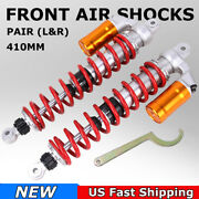 Stage 3 Front Air Shocks Absorbers Pair For Yamaha Raptor 660 700 700r 2001-2017