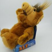 Vintage 8 Alf Finger Hand Puppet Coleco 1987 Alien Productions 1980s New In Box