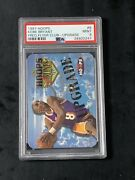 1997 Hoops Frequent Flyer Upgrade Kobe Bryant Psa 9