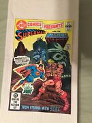 Dc Comics Superman And The Masters Of The Universe 47 1st He Man