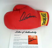 Clint Eastwood Dirty Harry Signed Autograph Boxing Glove Psa/dna Coa