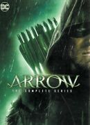 Arrow The Complete Series 38 Dvd Box Set Brand New Free Shipping