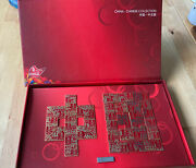 Pin Puzzle Olympic Beijing 2008 Coca Cola China-chinese Collection Rare Le