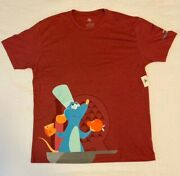 Disney 2021 Epcot Food And Wine Festival Chef Remy T-shirt Xl Extra Large