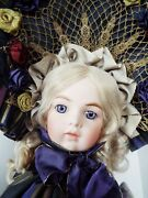 Antique Reproduction Bru Jne 11 French Victorian 26 In Patricia Loveless Doll