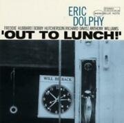 Eric Dolphy Out To Lunch Cd.