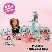 Lol Surprise Glamper Van El First Vehicle For Your Dolls And Pets Lol New