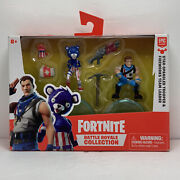 Fortnite Battle Royale Collection Star Spangled Trooper And Fireworks Team Toy