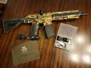 Marpat Empire Battle Tested Tm-15 Paintball Marker - Excellent Condition