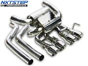 2009 - 2013 C6 Corvette Nxt Step Performance Axle Back Exhaust System
