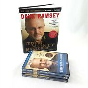 Dave Ramsey Book Dvd Lot Total Money Makeover Hc Financial Peace University