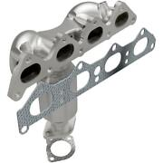 Catalytic Converter With Integrated Exhaust Manifold 2008 Fits Kia Spectra