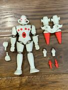 Mego 1976 Micronauts Force Commander Airfix Used Complete