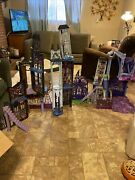 2monster High Doll House Castles Creepy1 Building Not Assembled Correctly