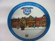 Vintage Advertising Old Style Heilmanand039s Beer Serving Tray Tavern Bar M-959