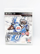 🏈new+ Free Shipping 🏈madden Nfl 13 Playstation 3, Ps3