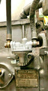 Yanmar Fuel Lift/transfer Pump With Hoses And Fittings From 2qm15 J-30 Sail Boat