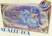 2021 Topps Gypsy Queen Sealed Box - 2 Autos - Mountcastle Bohm Adell Chisolm Rcs