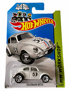 Hot Wheels Volkswagen Beetle - Herbie The Love Bug - Combined Postage Available