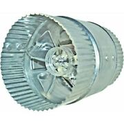In-line Duct Air Booster Fan,no Db204, Suncourt Inc, 3pk