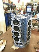 Used Yamaha Outboard F350 Txr Bare Block, P/n 6aw-15100-02-9s