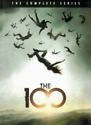 The 100 The Complete Series 24 Dvd Box Set Brand New Free Shipping