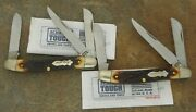 Schrade + Usa Two Uncle Henry Signature Premium Stock Knife Knives 897uh Usa