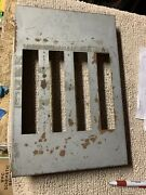 Metal Cover Only Neo Geo 4 Slot Mv4f Only Arcade Game Part Cifal-3